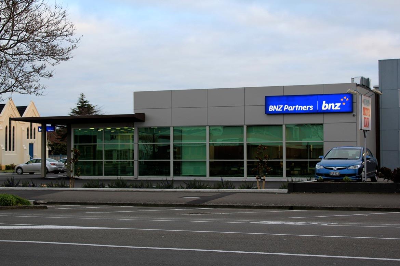 BNZ Partners Building