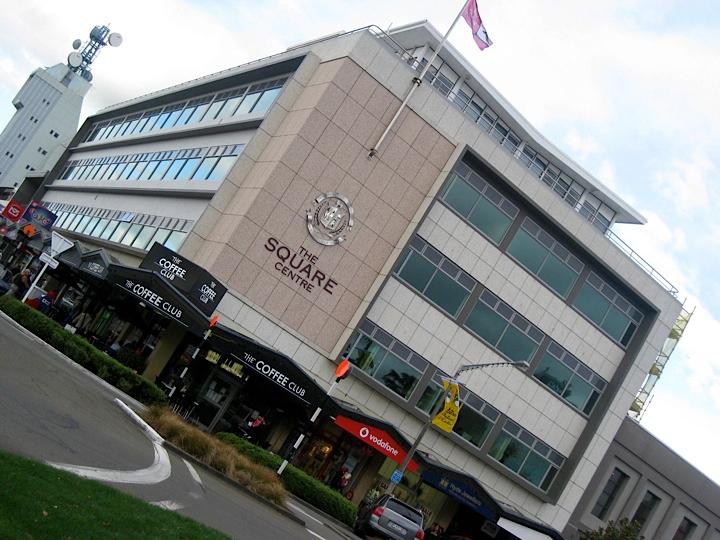 Square Centre
