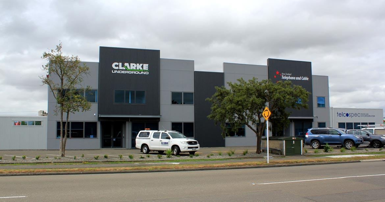 Telcospec & Clarke Underground